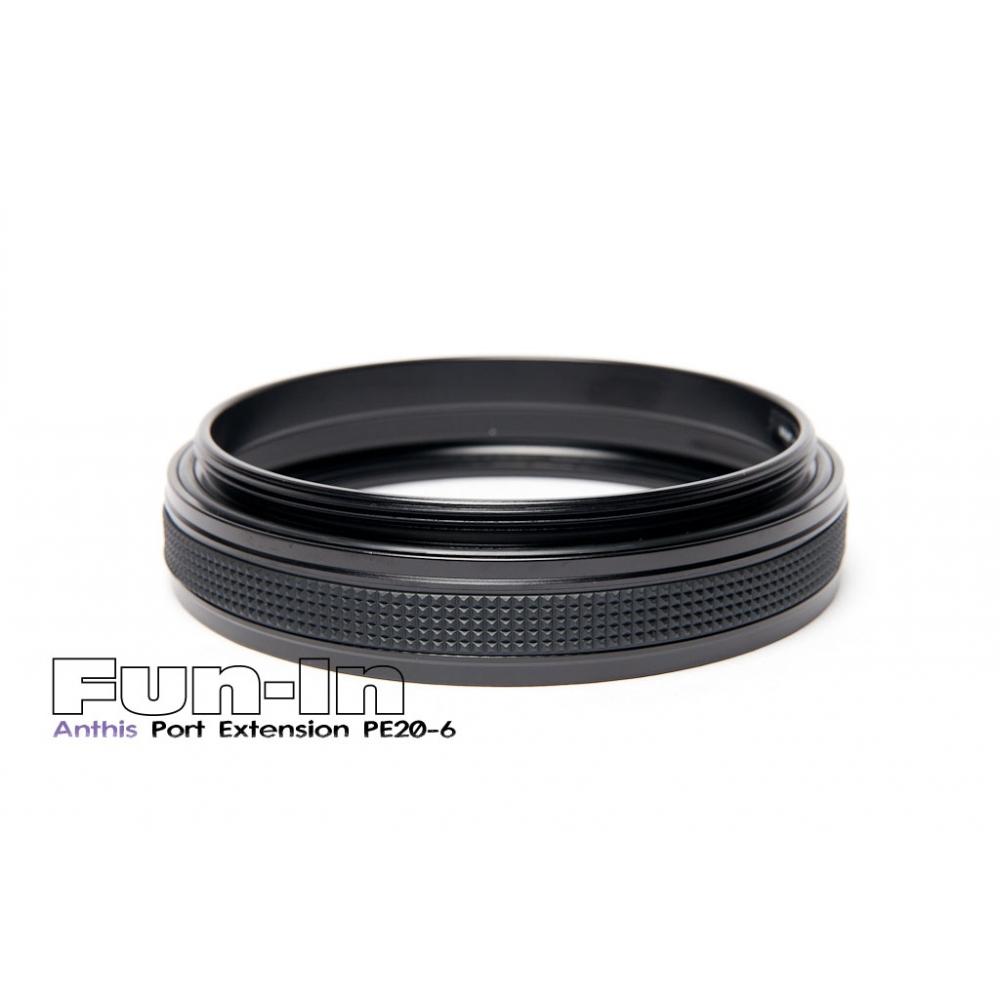 Anthis 鏡頭罩延伸環 PE20-6