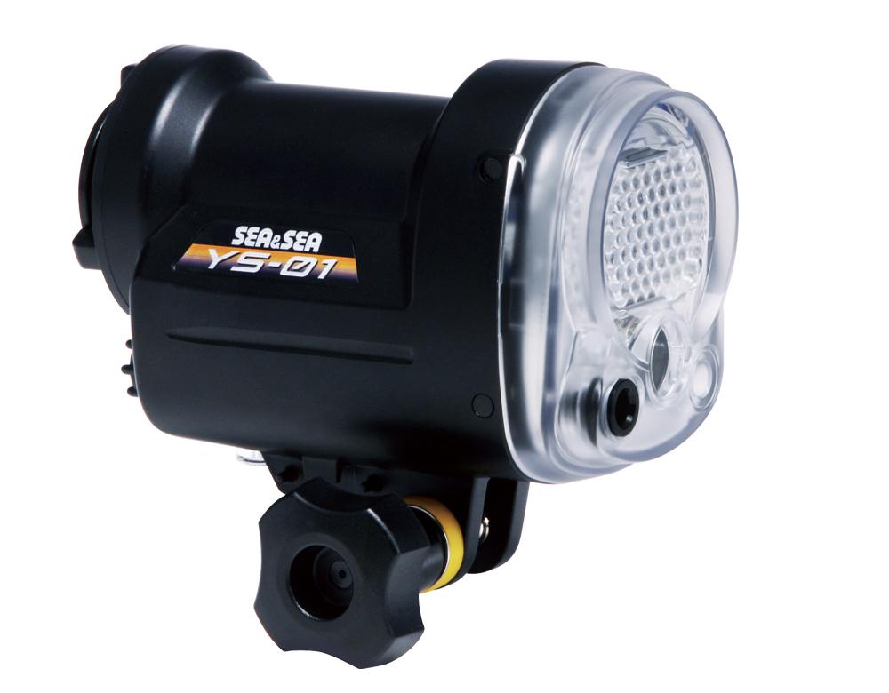 Sea&Sea YS-01 閃光燈