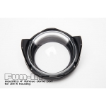 "Aquatica 4"" Fisheye Dome Port for M4/3 and Sony"