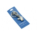 Big Blue Key Chain - Whale shark