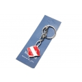 Big Blue Key Chain - Stingray with Dive flag