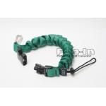 Cetacea Coil Lanyard (Emerald Green)