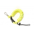 Cetacea Coil Lanyard (Lime)