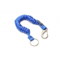 Cetacea Mini Coil Lanyard (Blue)