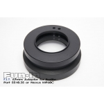 F.I.T. 67mm Adapter for Ikelite Port 5510.35 or Nexus MP60C (Old model)