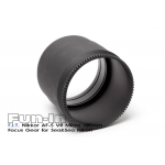 F.I.T. Nikkor AF-S VR Micro 105mm Focus Gear for Sea&Sea Nikon