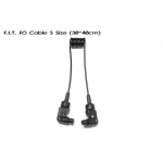 F.I.T. FO Cable for INON Strobe Type1~4 w/ Single L type Connector (04)