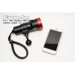 F.I.T. LED 2400UV Video Light 10W UV Version