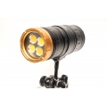 F.I.T. Pro Series LED 6500 Super Nova Video Light