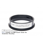 F.I.T. Canon EF 16-35mm F/2.8 II USM Zoom Gear for Sea&Sea Housing
