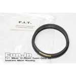 F.I.T. Nikkor AF-S DX 17-55mm f/2.8G Zoom Gear for Sea&Sea Nikon