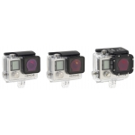 INON Color Filter Set for GoPro HERO 3/3+/4