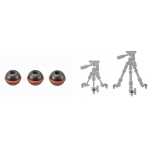 INON Ferrule Ball Set (3 pieces) for Tripod System
