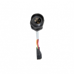Ikelite B1A Ikelite ICS-5 Bulkhead with Connector (Replacement)