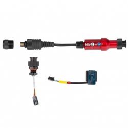 Ikelite DL3 DS Link Panasonic / Olympus TTL Converter Ikelite PT1 Hotshoe and B1A Bulkhead Kit
