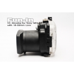 NB Housing for Sony NEX-5R/NEX-5T with 18-55mm/16-50mm Kit Lens