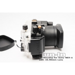NB Housing for Sony NEX-6 with 18-55mm/16-50mm Kit Lens