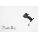 Nauticam Diffuser for NA-V1 Macro Port 45 with Mount