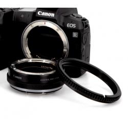 Nauticam Gear for Canon EF-EOS R Control Ring Mount Adaptor