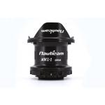 Nauticam Macro to Wideangle Lens 1 (MWL-1) 150 deg. FOV with full frame 60mm macro lens