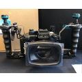 Nauticam NA-RX100VI Pro Package for Sony Cyber-shot RX100VI Digital Camera