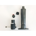 Nauticam M14 Vacuum Valve II (Pushbutton Release)