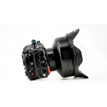 Nauticam 0.8x Wide Angle Conversion Port 2 (WACP-2) 140 Deg. FOV with Compatible 14mm Lenses (incl. float collar, Expected availability is Q1 2020)