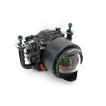 Nauticam 0.36x Wide Angle Conversion Port with Aluminium Float Collar (WACP, incl. N120 to N100 port adaptor)
