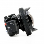 Nauticam Wet Wide Lens for Compact Cameras (WWL-C) 130 Deg. FOV with Compatible 24mm Lenses (Pre-order now, Expected availability is Q1 2020)