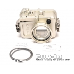 Patima Housing for Canon S110 (Order now get 67mm FIT filter for free!)