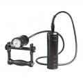 Scubalamp CT18-BP66 Technical Diving Lights Lights (with handle, Spot, 1800 lumens)
