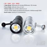 Scubalamp P53 Video-Focus-Strobe Lights (5,000 lumens)