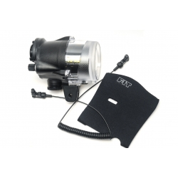 Sea&Sea YS-D2 Strobe Set (Strobe Cover and FO Cable included) (2017 New vserion, Made in Japan)