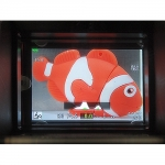 UN UNZ-2643 Underwater LCD View Finder for PT-050/PT-053/PT-056//PT-058