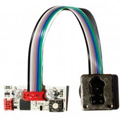 UW Technics TTL Converter for Nauticam NA-EM1-III (18mm version between optical sockets)