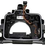 UW Technics TTL Converter for Sony A7R III for SEAFROGS (MEIKON) aluminum housing