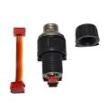 UW Technics Optical Bulkhead with M14 Subal/Sealux mount