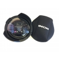 Used INON UWL-H100 28M67 Type 2 + Dome Lens Unit II (with INON cover)