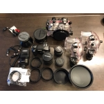 Used Olympus E-330 Package (Camera, Lens and Housing)