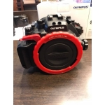 Used Olympus EM-1 Package (Housing and Ports)