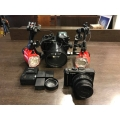 Used Recsea GF1 Package (Camera, Lens, Strobe and Housing)