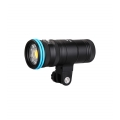 Weefine Smart Focus 3000 Lumens Video Light with Flash Mode (Buy Now get a Free FO Cable)