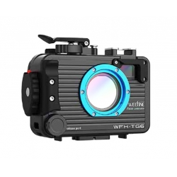 Weefine Housing for Olympus TG-5/TG-6 (Built-in vacuum system) (Special price until December 12th)