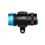 Weefine Smart Focus 4000 Lumens Video Light with Strobe Mode