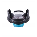 Weefine WFL07 Cell Underwater ultra-wide angle conversation lens (for Cell Phone Camera, M52, x0.57)