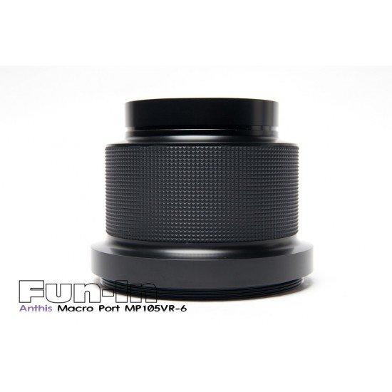 Macro Port 105VR MP105VR-6 V2.0 微距鏡頭罩