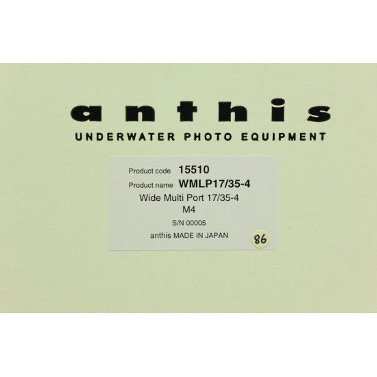 Wide Multi Port WMLP1735-4 V3.0 for Nikon 17-35mm F2.8D 鏡頭罩套裝