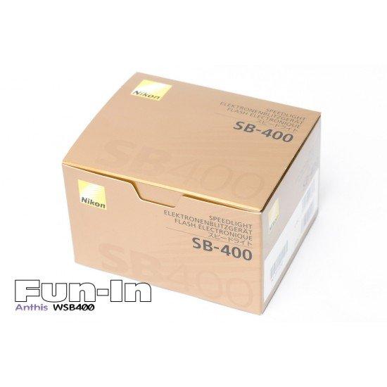 Nexus WSB400AE18 Package (含SB400閃燈與連接線)