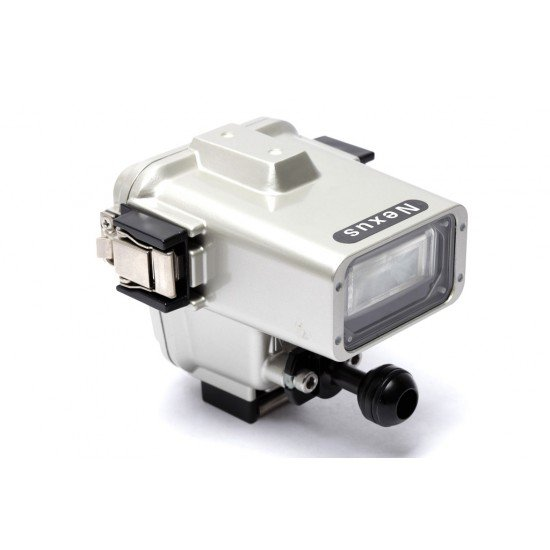 Nexus WSB400H 套裝 (單防水盒與閃燈線)