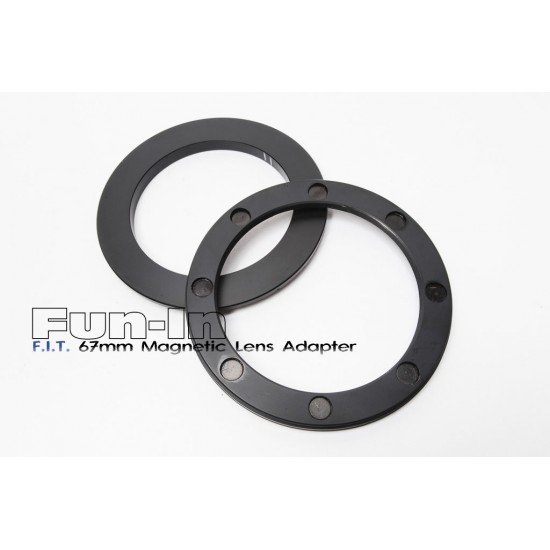 F.I.T. 67mm 強力磁鐵鏡頭轉接環